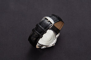 KING Evolution Series White | Black Leather