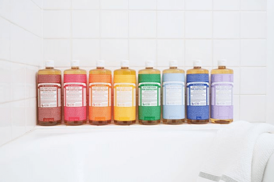 What is Dr Bronner's Castile Soap? And 18 Ways To Use It