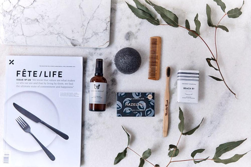 Gift Guide: Eco, Natural Gifts For Him