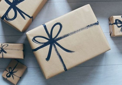 8 Eco Friendly Gift Wrapping Ideas: Recycle Paper