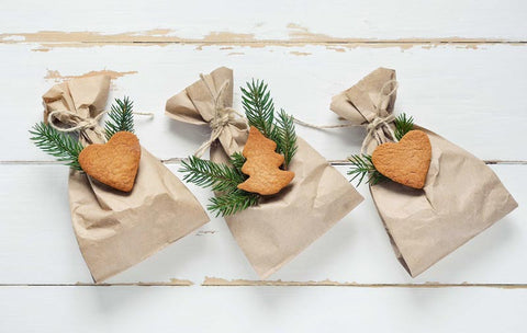 8 Eco Friendly Gift Wrapping Ideas: Paper Bags
