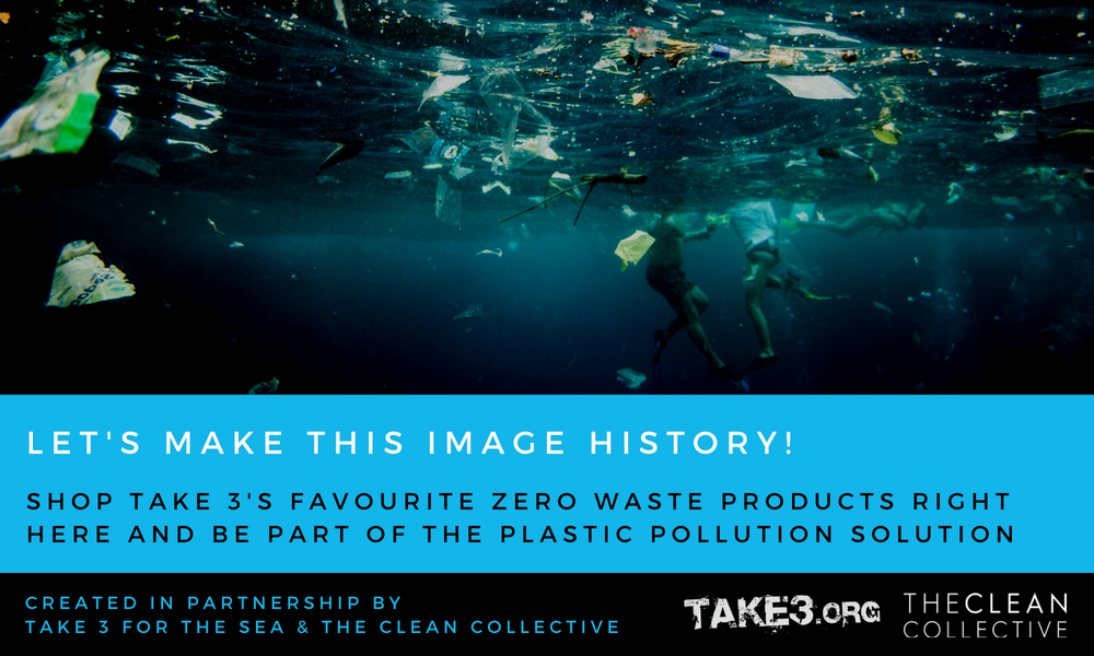 Take 3 For The Sea's Favourite Zero Waste Products