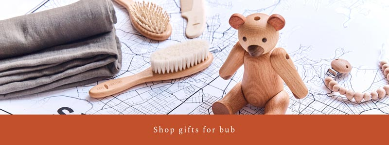Natural, Organic, Eco-Friendly Christmas Gift Ideas For Bubs