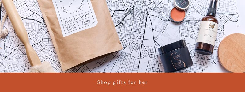 Natural, Organic, Eco-Friendly Christmas Gift Ideas For Her