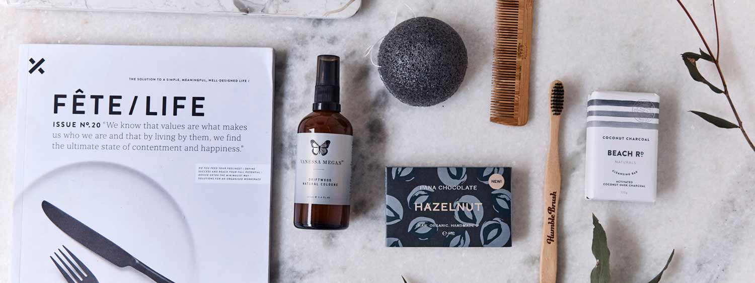 Natural, Organic & Eco-Friendly Gift Ideas For Him