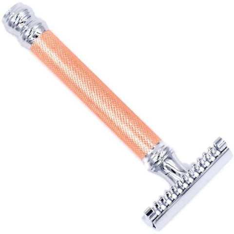 Reusable Safety Razor 63c, Rose Gold