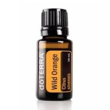 doTERRA Wild Orange Essential Oil - The Clean Collective