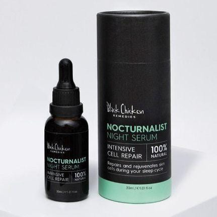 Black Chicken Remedies Nocturnalist Night Serum - The Clean Collective