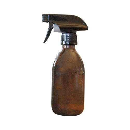 Aroma Bottles Amber Glass Bottle With Trigger (300ml)