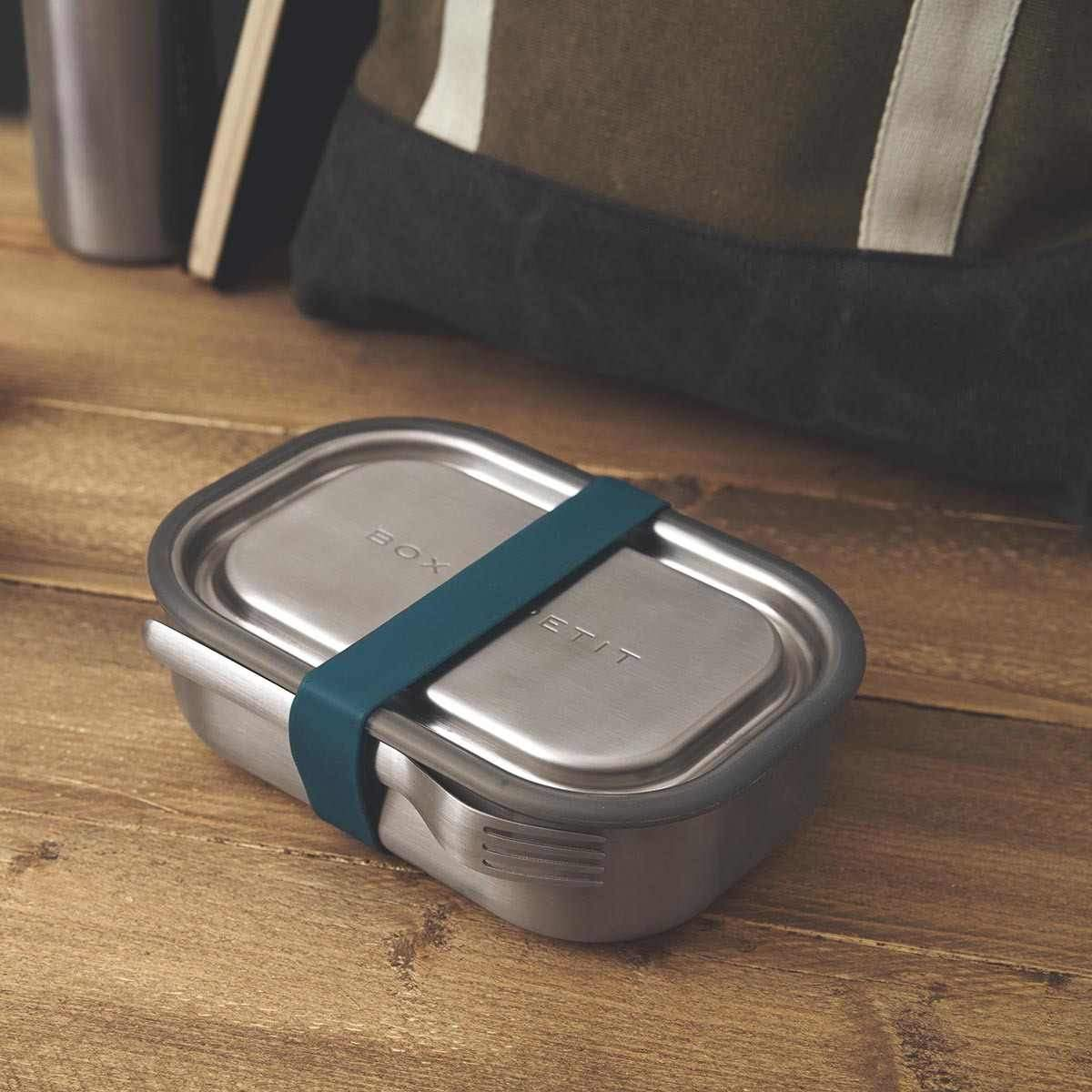 Black + Blum Stainless Steel Lunch Box, Ocean