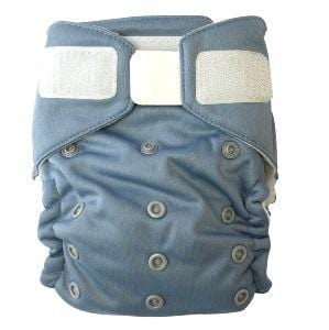 Baby Beehinds Magic-Alls AI2 (All-In-Two), Ice Blue - The Clean Collective