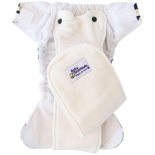 Baby Beehinds Magic-Alls AI2 (All-In-Two), Cherry