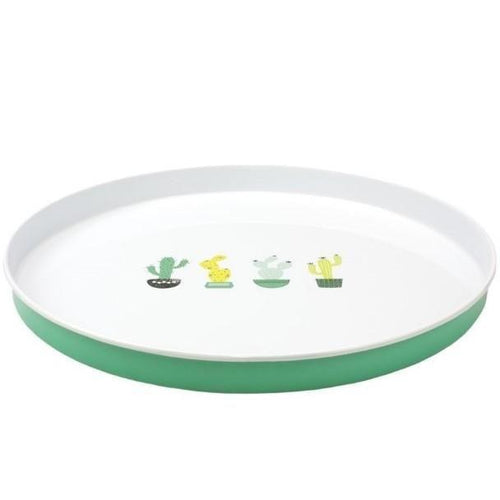 Retro Kitchen Entertaining Tray, Cactus- The Clean Collective