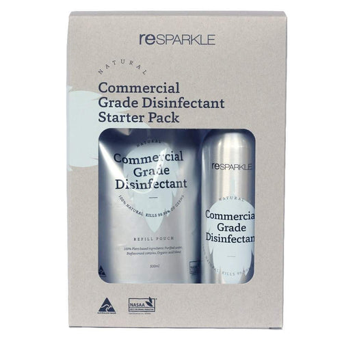Resparkle Commercial Grade Disinfectant Starter Pack