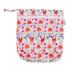 Designer Bums Wet Bag, Floral Federation
