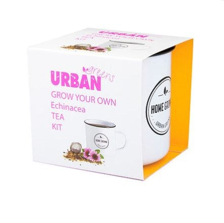 Urban Greens Grown Your Own Echinacea Tea Kit
