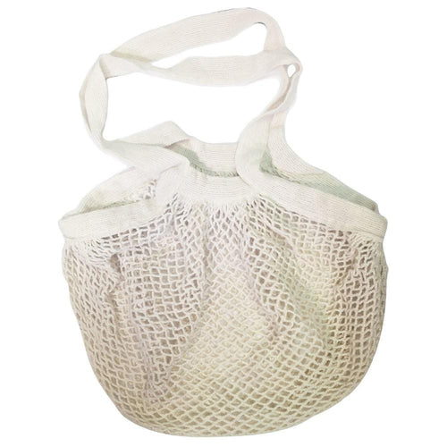 Green Essentials Large Organic Cotton Mesh Shopping Bag