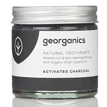 Georganics Natural Toothpaste, Activated Charcoal