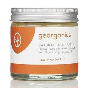 Georganics Natural Kids Toothpaste, Red Mandarin