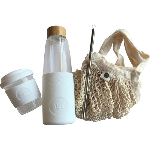 Everyday Eco Bundle, White Wave