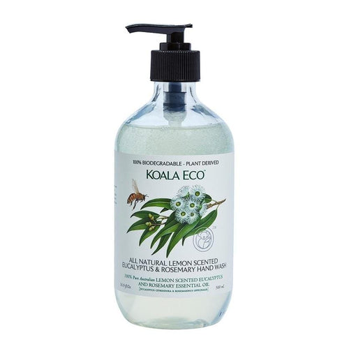 Koala Eco Lemon, Eucalyptus & Rosemary Antibacterial Hand Wash