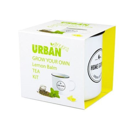 Urban Greens Grown Your Own Lemon Balm Tea Kit