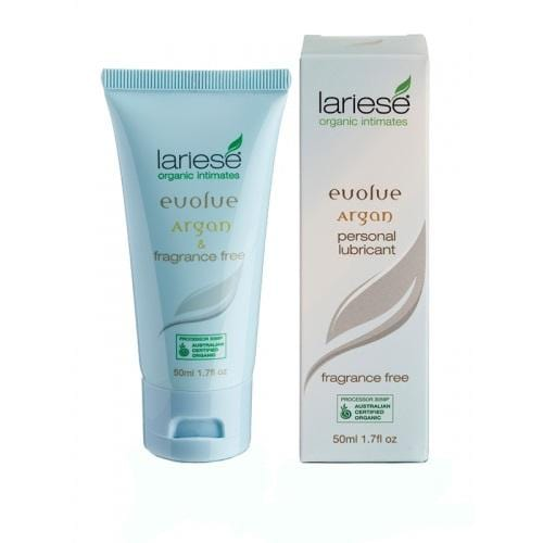 Lariese Evolve Personal Organic Lubricant, Fragrance-Free