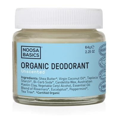 Noosa Basics Deodorant Cream Unscented