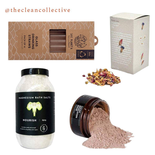 The Clean Collective Pamper Gift Pack