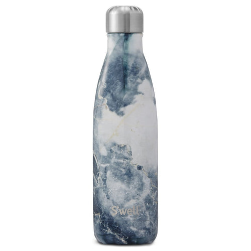 S'Well Water Bottle, Blue Granite