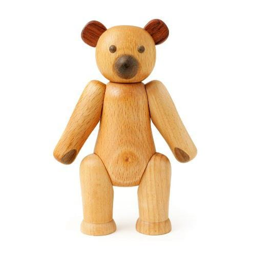 Soopsori Wooden Bear