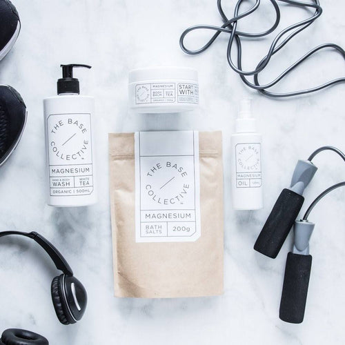 The Base Collective Magnesium Bath Salts