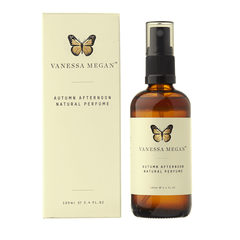 Vanessa Megan Natural Perfume, Autumn Afternoon