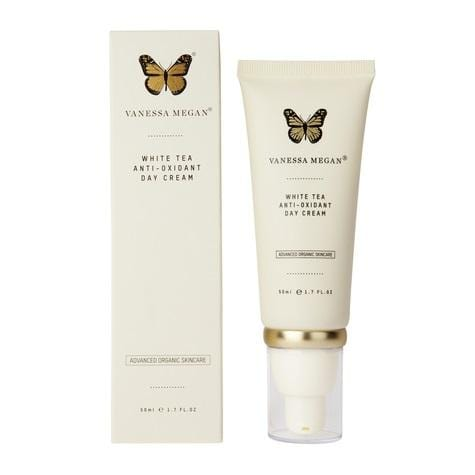 Vanessa Megan White Tea Antioxidant Day Cream
