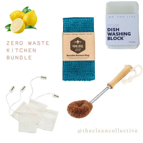 The Clean Collective Zero-Waste Kitchen