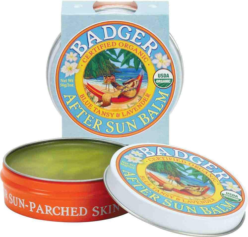 Badger Balm After Sun Balm