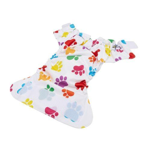 Baby Beehinds Magic-Alls AIO (All-In-One) Velcro - Paws