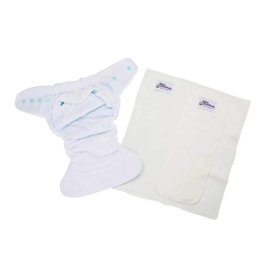 Baby Beehinds Magic-Alls Multi Fit (Pocket Nappy) - Dew