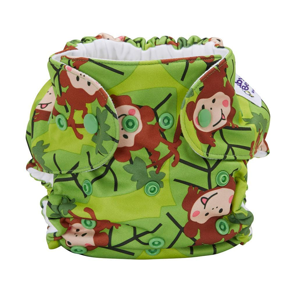 Baby Beehinds Magic-Alls Multi Fit (Pocket Nappy) - Monkey