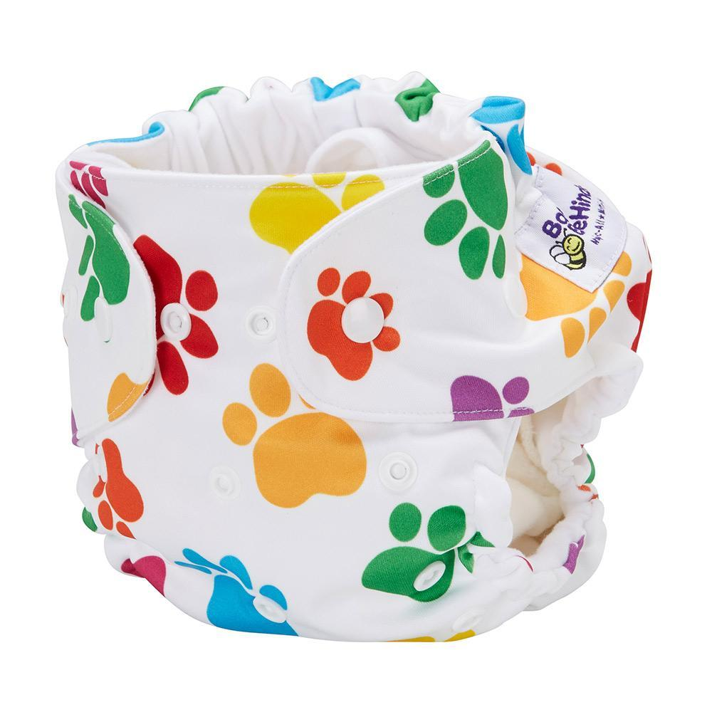 Baby Beehinds Magic-Alls Multi Fit (Pocket Nappy) - Paws