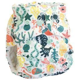 Baby Beehinds Magicall Multi-Fit (Pocket Nappy), Reef Rider - The Clean Collective