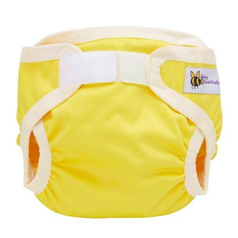 Baby Beehinds PUL Cover (PUL with Touch Fastener) Sunshine - The Clean Collective
