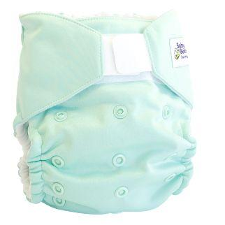 Baby Beehinds Swim Nappy, Aquamarine - The Clean Collective