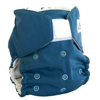 Baby Beehinds Swim Nappy, Azure - The Clean Collective