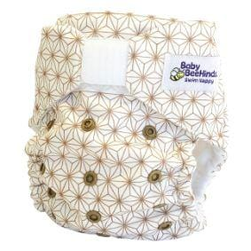 Baby Beehinds Swim Nappy, Constellation - The Clean Collective
