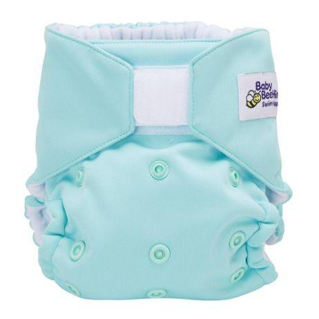 Baby Beehinds Swim Nappy - Dew