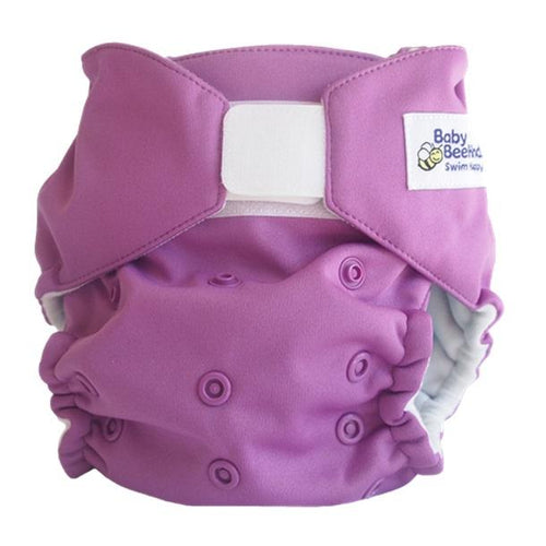 Baby Beehinds Swim Nappy - Orchid