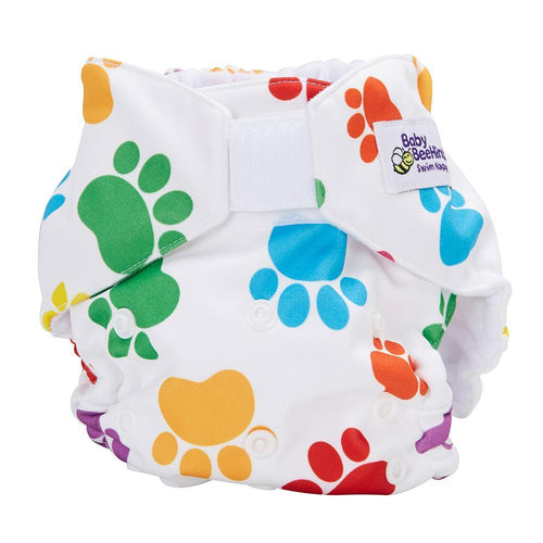 Baby Beehinds Swim Nappy - Paws
