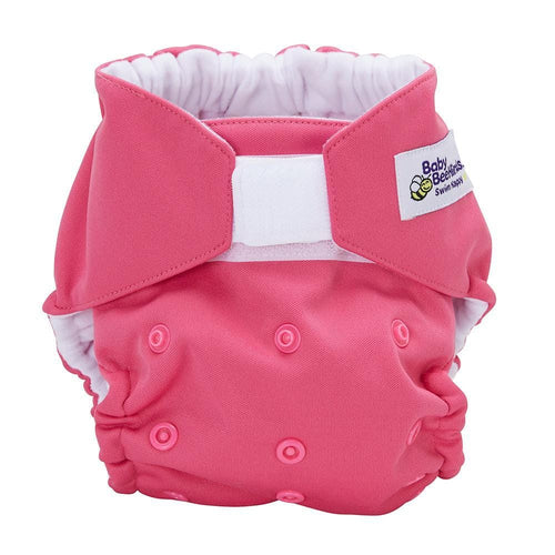 Baby Beehinds Swim Nappy - Pink Intensity