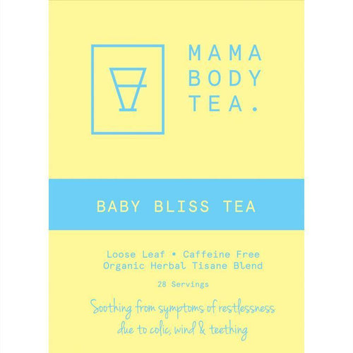 Mama Body Tea Baby Bliss Tea Tea